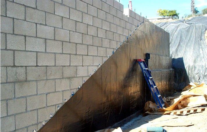 Below Grade Waterproofing Market
