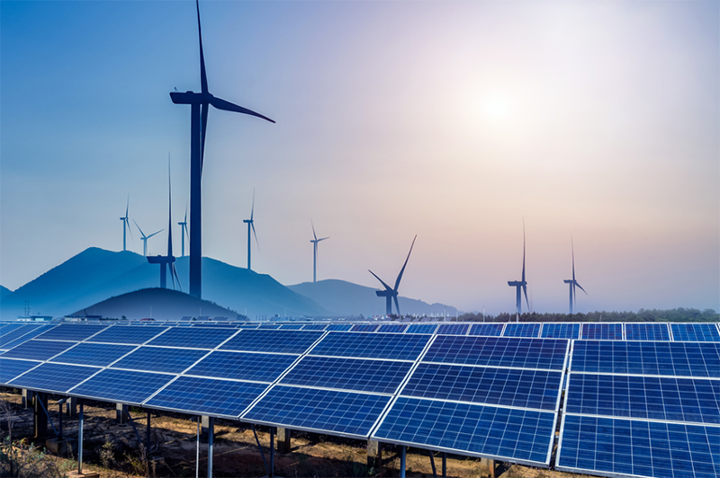 RENEWABLE ENERGY MARKET REPORT